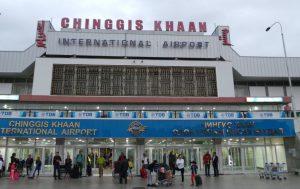 Mongolei_Airport