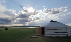 Mongolei_Zelt